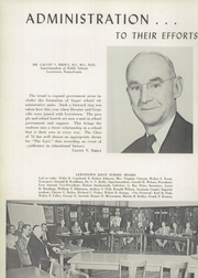 Page 12, 1951 Edition, Lewistown High School - Lore Yearbook (Lewistown, PA) online yearbook collection