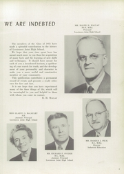 Page 13, 1951 Edition, Lewistown High School - Lore Yearbook (Lewistown, PA) online yearbook collection