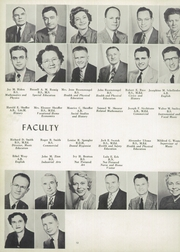 Page 16, 1951 Edition, Lewistown High School - Lore Yearbook (Lewistown, PA) online yearbook collection