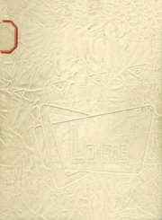 1953 Edition, Lewistown High School - Lore Yearbook (Lewistown, PA)