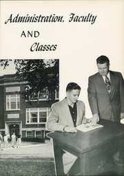 Page 11, 1955 Edition, Lewistown High School - Lore Yearbook (Lewistown, PA) online yearbook collection