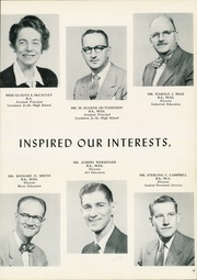 Page 13, 1955 Edition, Lewistown High School - Lore Yearbook (Lewistown, PA) online yearbook collection