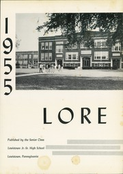 Page 5, 1955 Edition, Lewistown High School - Lore Yearbook (Lewistown, PA) online yearbook collection