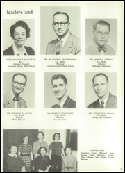Page 11, 1958 Edition, Lewistown High School - Lore Yearbook (Lewistown, PA) online yearbook collection