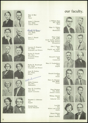 Page 12, 1958 Edition, Lewistown High School - Lore Yearbook (Lewistown, PA) online yearbook collection