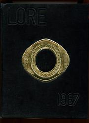 1967 Edition, Lewistown High School - Lore Yearbook (Lewistown, PA)