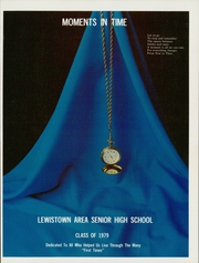 Page 5, 1979 Edition, Lewistown High School - Lore Yearbook (Lewistown, PA) online yearbook collection