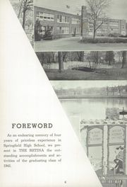 Page 10, 1941 Edition, Springfield Township High School - Retina Yearbook (Chestnut Hill, PA) online yearbook collection