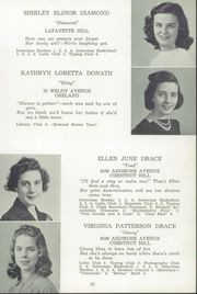Page 17, 1941 Edition, Springfield Township High School - Retina Yearbook (Chestnut Hill, PA) online yearbook collection