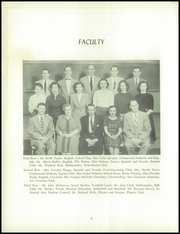Page 10, 1958 Edition, Springfield Township High School - Retina Yearbook (Chestnut Hill, PA) online yearbook collection