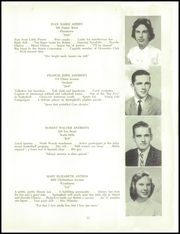 Page 15, 1958 Edition, Springfield Township High School - Retina Yearbook (Chestnut Hill, PA) online yearbook collection