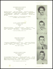 Page 17, 1958 Edition, Springfield Township High School - Retina Yearbook (Chestnut Hill, PA) online yearbook collection