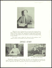 Page 9, 1958 Edition, Springfield Township High School - Retina Yearbook (Chestnut Hill, PA) online yearbook collection