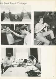 Page 13, 1971 Edition, Burrell High School - Buccopia Yearbook (Lower Burrell, PA) online yearbook collection
