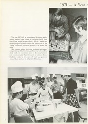 Page 8, 1971 Edition, Burrell High School - Buccopia Yearbook (Lower Burrell, PA) online yearbook collection