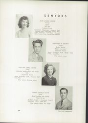 Page 12, 1945 Edition, Dover Area High School - Memos Cope Yearbook (Dover, PA) online yearbook collection