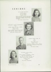 Page 13, 1945 Edition, Dover Area High School - Memos Cope Yearbook (Dover, PA) online yearbook collection