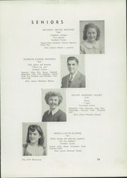 Page 15, 1945 Edition, Dover Area High School - Memos Cope Yearbook (Dover, PA) online yearbook collection