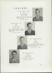 Page 17, 1945 Edition, Dover Area High School - Memos Cope Yearbook (Dover, PA) online yearbook collection