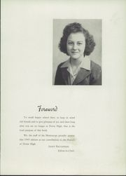 Page 5, 1945 Edition, Dover Area High School - Memos Cope Yearbook (Dover, PA) online yearbook collection