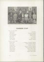 Page 6, 1945 Edition, Dover Area High School - Memos Cope Yearbook (Dover, PA) online yearbook collection
