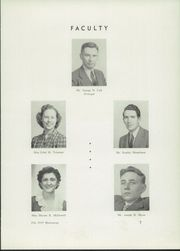 Page 9, 1945 Edition, Dover Area High School - Memos Cope Yearbook (Dover, PA) online yearbook collection