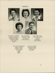 Page 11, 1947 Edition, Dover Area High School - Memos Cope Yearbook (Dover, PA) online yearbook collection