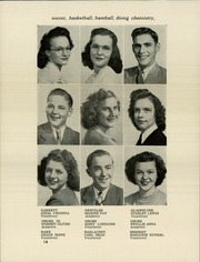 Page 16, 1947 Edition, Dover Area High School - Memos Cope Yearbook (Dover, PA) online yearbook collection