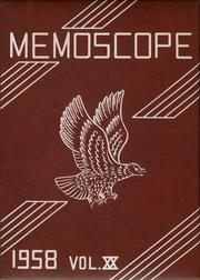 Page 1, 1958 Edition, Dover Area High School - Memos Cope Yearbook (Dover, PA) online yearbook collection