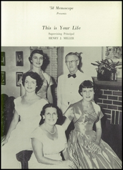 Page 7, 1958 Edition, Dover Area High School - Memos Cope Yearbook (Dover, PA) online yearbook collection