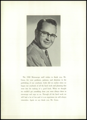 Page 8, 1958 Edition, Dover Area High School - Memos Cope Yearbook (Dover, PA) online yearbook collection