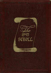 Shippensburg High School - Scroll Yearbook (Shippensburg, PA) online yearbook collection, 1945 Edition, Page 1