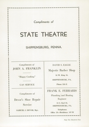 Page 111, 1949 Edition, Shippensburg High School - Scroll Yearbook (Shippensburg, PA) online yearbook collection