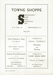 Page 116, 1949 Edition, Shippensburg High School - Scroll Yearbook (Shippensburg, PA) online yearbook collection