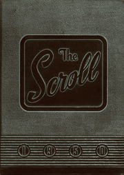Shippensburg High School - Scroll Yearbook (Shippensburg, PA) online yearbook collection, 1950 Edition, Page 1