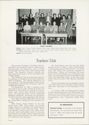 Page 16, 1951 Edition, Shippensburg High School - Scroll Yearbook (Shippensburg, PA) online yearbook collection