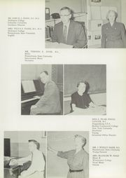 Page 13, 1956 Edition, Shippensburg High School - Scroll Yearbook (Shippensburg, PA) online yearbook collection