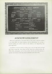 Page 8, 1956 Edition, Shippensburg High School - Scroll Yearbook (Shippensburg, PA) online yearbook collection