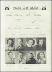 Page 21, 1945 Edition, Selinsgrove Area High School - Cynosure Yearbook (Selinsgrove, PA) online yearbook collection