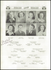 Page 22, 1945 Edition, Selinsgrove Area High School - Cynosure Yearbook (Selinsgrove, PA) online yearbook collection