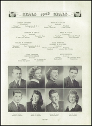 Page 23, 1945 Edition, Selinsgrove Area High School - Cynosure Yearbook (Selinsgrove, PA) online yearbook collection