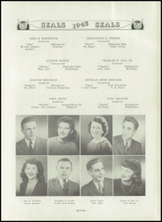Page 25, 1945 Edition, Selinsgrove Area High School - Cynosure Yearbook (Selinsgrove, PA) online yearbook collection