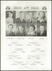 Page 26, 1945 Edition, Selinsgrove Area High School - Cynosure Yearbook (Selinsgrove, PA) online yearbook collection