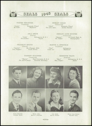 Page 27, 1945 Edition, Selinsgrove Area High School - Cynosure Yearbook (Selinsgrove, PA) online yearbook collection