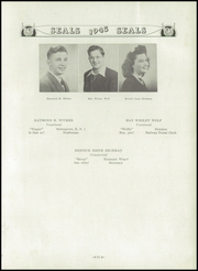 Page 29, 1945 Edition, Selinsgrove Area High School - Cynosure Yearbook (Selinsgrove, PA) online yearbook collection