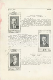 Page 12, 1915 Edition, Technical High School - Tech Tatler Yearbook (Harrisburg, PA) online yearbook collection
