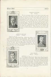 Page 14, 1915 Edition, Technical High School - Tech Tatler Yearbook (Harrisburg, PA) online yearbook collection