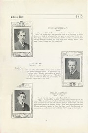 Page 16, 1915 Edition, Technical High School - Tech Tatler Yearbook (Harrisburg, PA) online yearbook collection