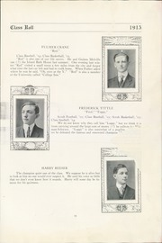 Page 17, 1915 Edition, Technical High School - Tech Tatler Yearbook (Harrisburg, PA) online yearbook collection