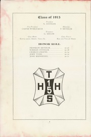 Page 6, 1915 Edition, Technical High School - Tech Tatler Yearbook (Harrisburg, PA) online yearbook collection